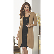 naira knit duster cardigan