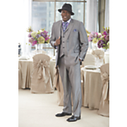 Men's Patrick Hat, 3-Piece Suit, Shirt Set & Forsythe Shoe