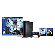 playstation 4 gaming console with star wars battlefront digital download by sony