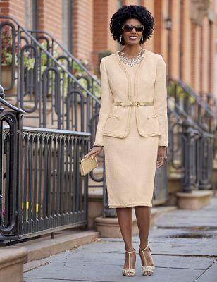 Marla Jacket Dress