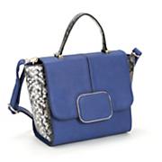 colorblock animal satchel 164