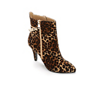 claudia leopard bootie by bellini