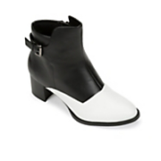 Black & White Bootie by Midnight Velvet