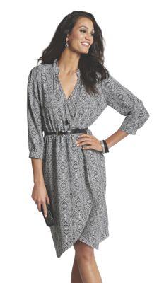 Trina Shirt Dress