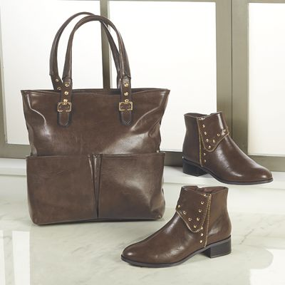 Mandalay Bag and Bootie