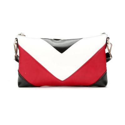 Chevron Crossbody Bag