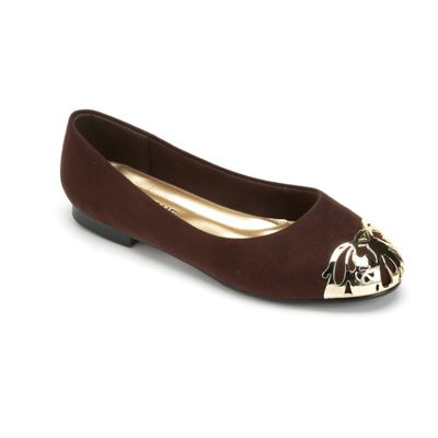 Toe Tip Flat by Classique