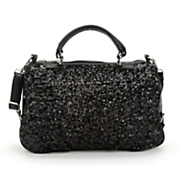 Sequin Satchel