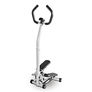 mini stepper with handles