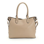 tote with animal side panels