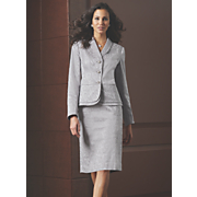 scroll jacquard suit 221