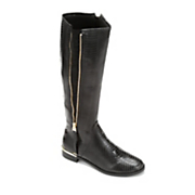 cristin tall boot by exe