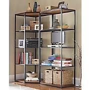 wall shelf and corner shelf