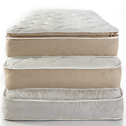 sleep comfort quilted mattress