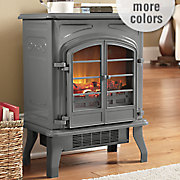 electric stove with remote