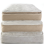 sleep comfort back aid deluxe mattress
