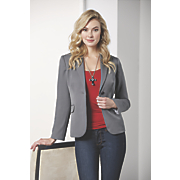 stylish stretch blazer