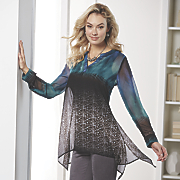 pebble beach tunic 206