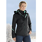 hooded active jacket from hb sport by harve bernard