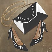 emaline bag and shoe