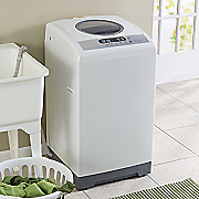 2 1 cu  ft  portable washing machine by rca