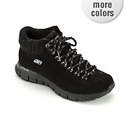 women s synergy winter nights boot by skechers