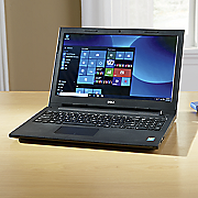 15 6  laptop with windows 10 by dell