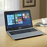 """15.6"""" Notebook with Windows 10 by Asus"""