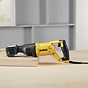 corded reciprocating saw by dewalt