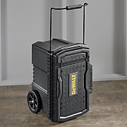 15 gallon tool chest with wheels by dewalt