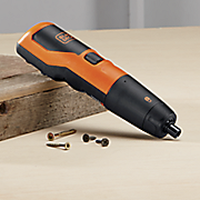 cordless screwdriver by black   decker