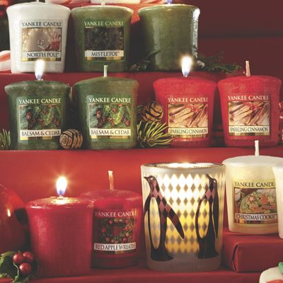 12 Days Yankee Candle Gift Set