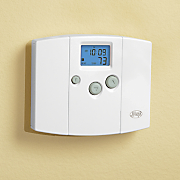 just right digital thermostat by hunter