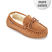 women s moc slipper by lamo
