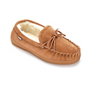 women s moc slipper by lamo