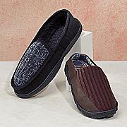 men s henry marled slipper by muk luks