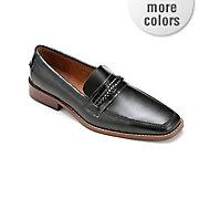 men s braided trim shoe