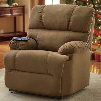 Reclining Lift Chair with Heat and Massage