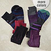 3 pair pack men s socks by stacy adams
