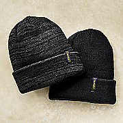 2 pack knit hat set by stanley