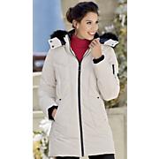 Snowbird Coat by Halifax