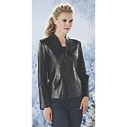 bethenny leather jacket