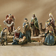 8-Character Nativity Scene