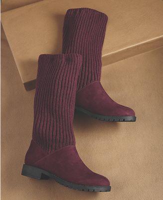 Royce Sweater Boot