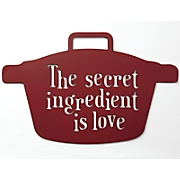 secret ingredient wall art