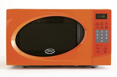 Ginny's Brand .9 Cubic Foot Microwave