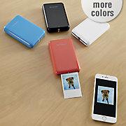 zip mobile printer by polaroid