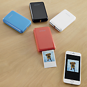 Zip Mobile Printer by Polaroid and Extra Paper