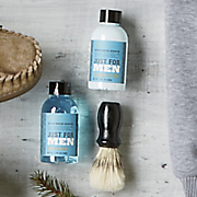 men s 3 pc  spa shave set