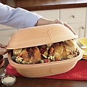 Romertopf 3-Qt. Clay Casserole Dish
